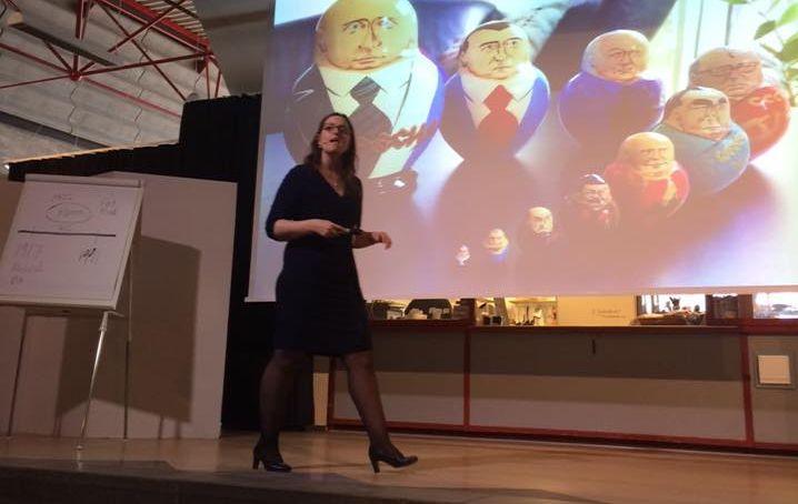 Foredrag af Mette